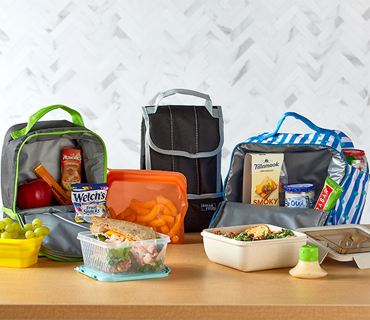 back to school lunch and snacks