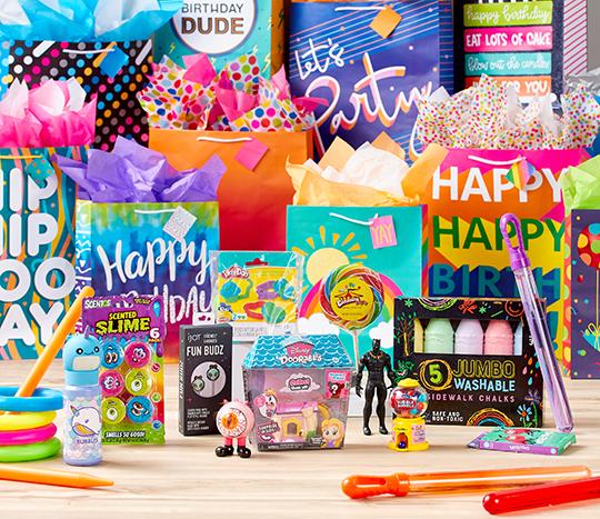 kids' birthday gifts