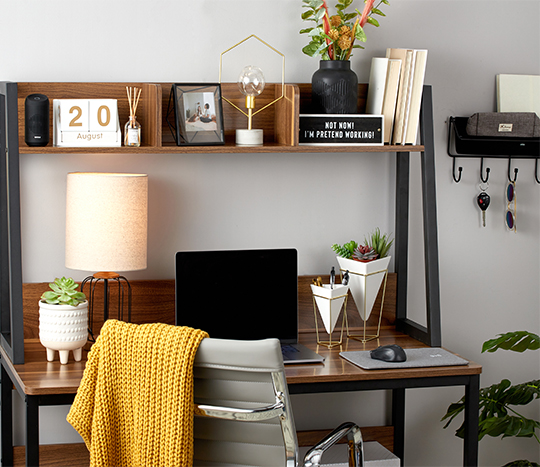 work from home office decor