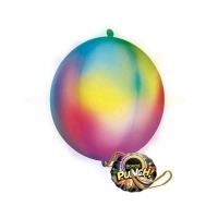 """illooms 12"""" LED Color Changing Punch Ball Balloon"""