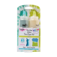 Tulip® One-Step Tie-Dye Kit® 2 Color Mini Neon