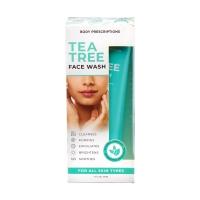 Body Prescriptions Tea Tree Face Wash, 7.1 oz.