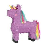 """Unicorn Pinata, 11"""" x 13.5"""""""