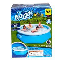 H2OGO! Fast Set Inflatable Pool, 8 ft.