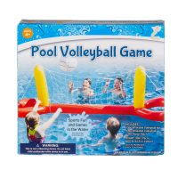 Pool Volleyball Game Set