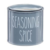 Painted Spice Tins