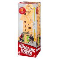Giant Jumbling Tower