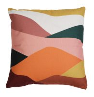 Décor Society Decorative Throw Pillow, Abstract, 18 x 18 in.