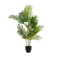 Large Faux Palm Tree Plant