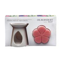 Scents & Life Oil Burner Gift Set