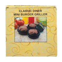 Classic Diner Mini Burger Griller