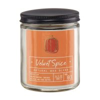 Elevated Harvest Candle Collection, Velvet Spice, 6.5 oz.