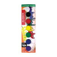 DecoArt Stylin' Paint Pot Set, Rainbow