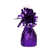 Foil Purple Balloon Weight