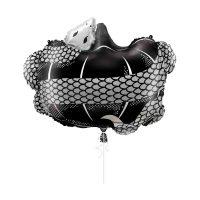 Giant Foil Snake & Pumpkin Halloween Balloon, 24 in.